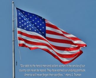 American Flag ©Jackie Brooks