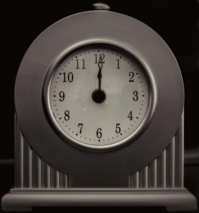 Clock ©Jackie Brooks